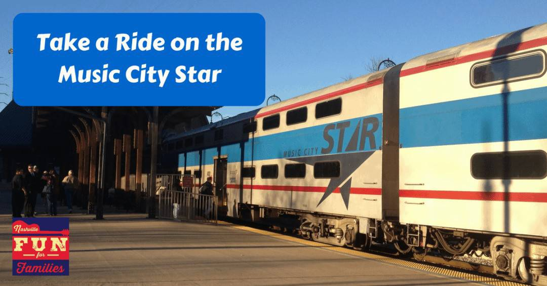 Music City Star (Commuter Train)