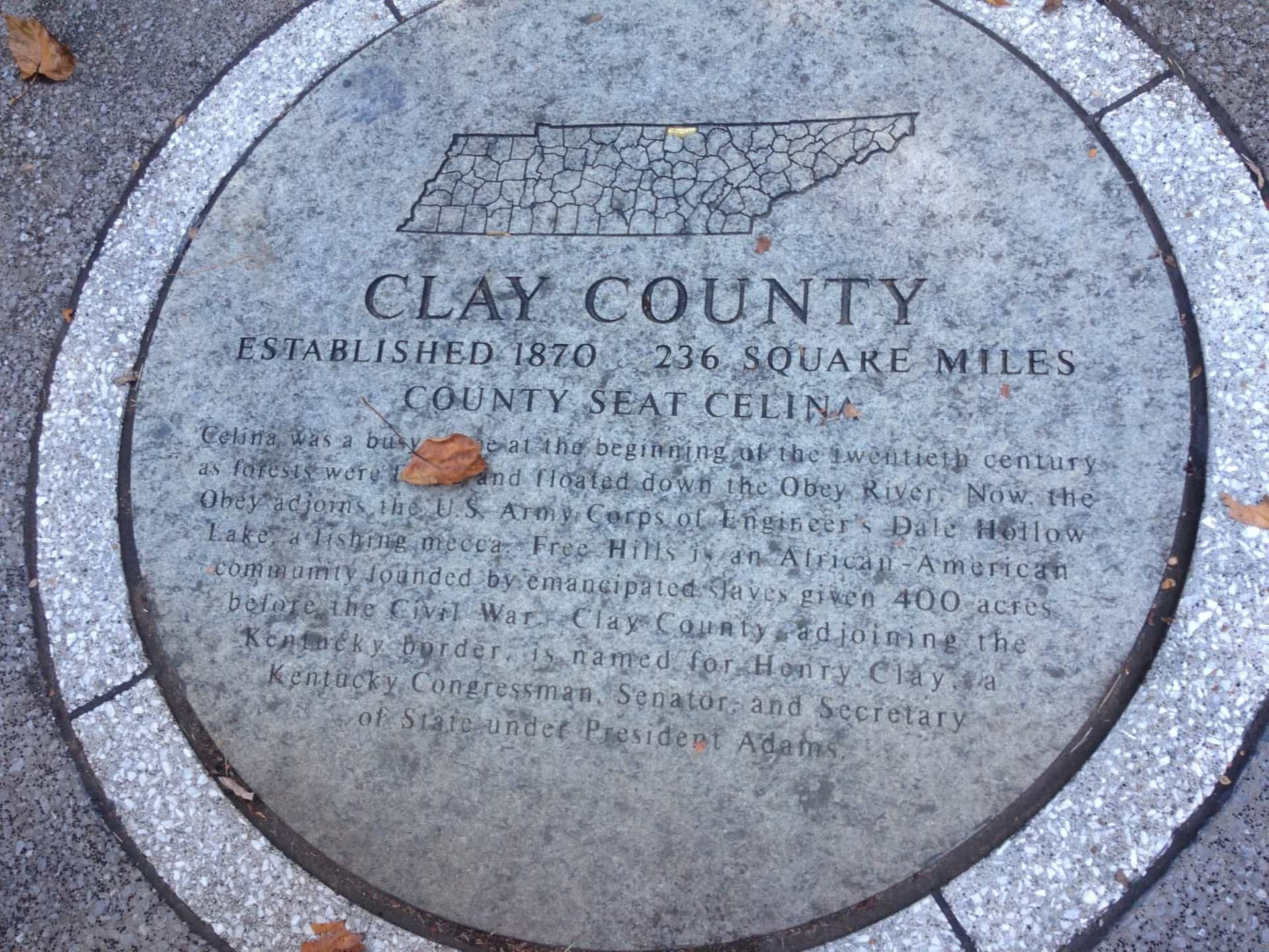 Clay County Details