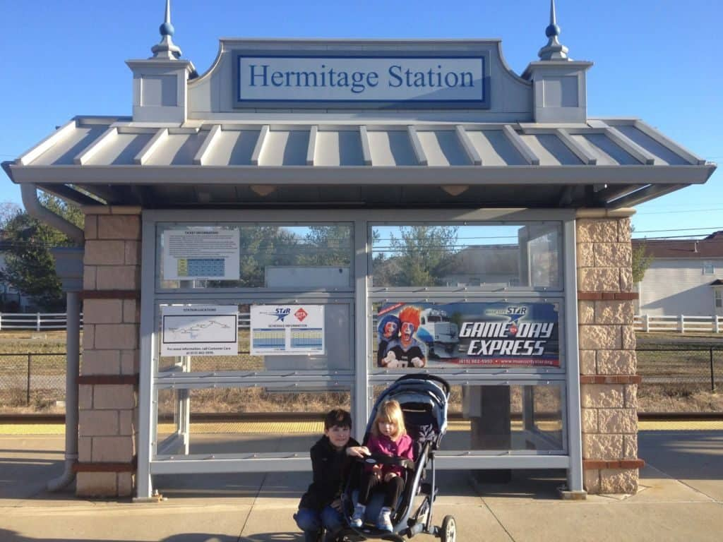 Nashville-Fun-For-Families-Music-City-Star-Hermitage-Station