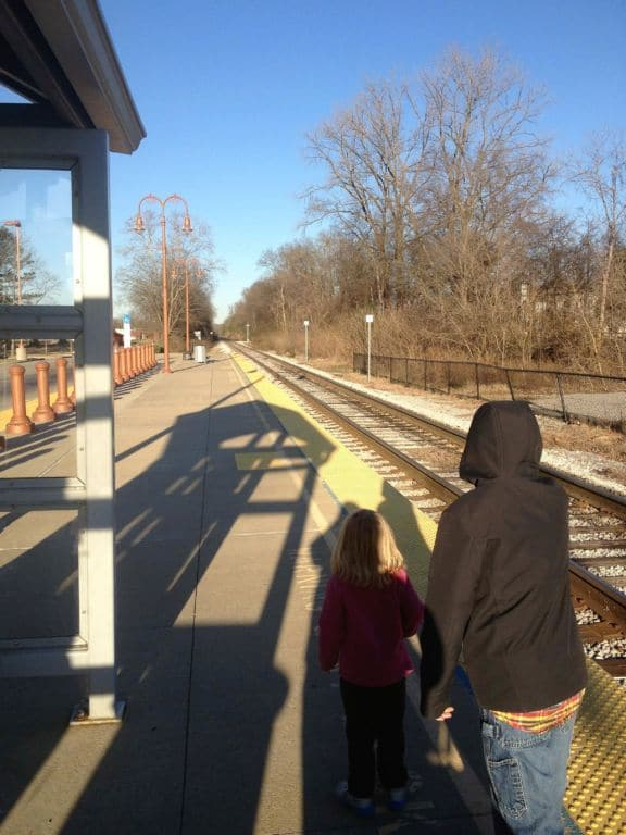 Nashville-Fun-For-Families-Music-City-Star-waiting-for-the-train