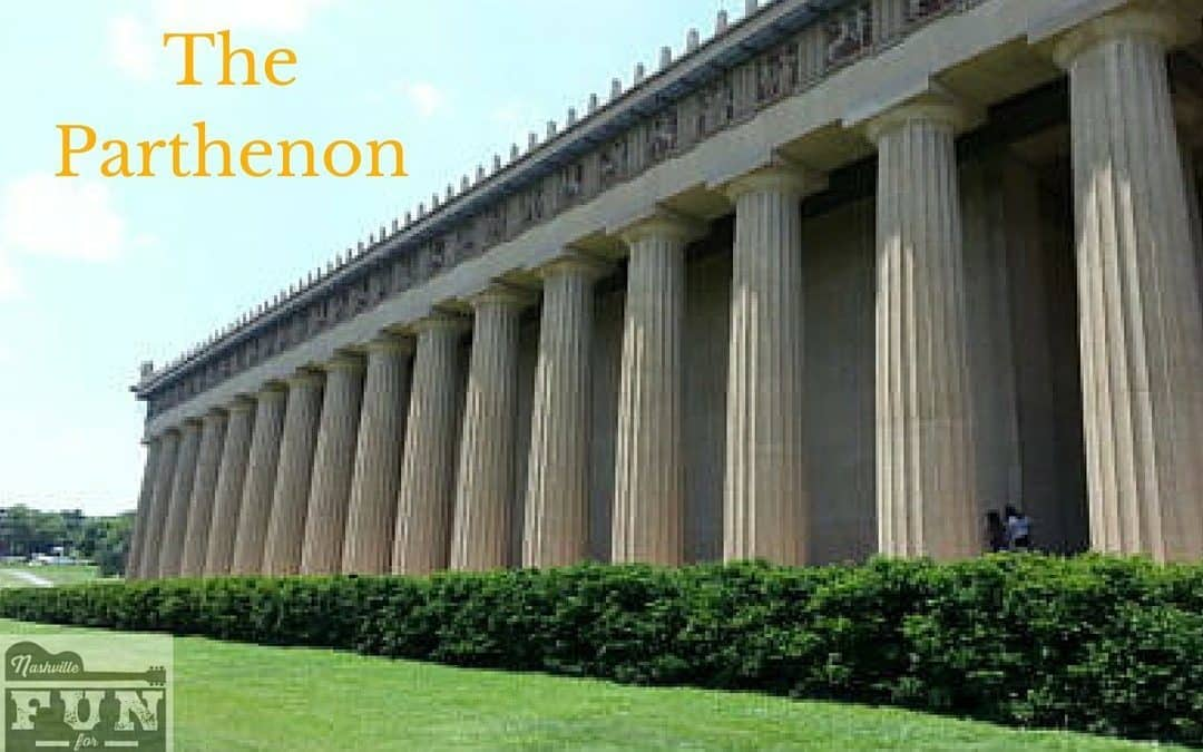 The Parthenon – Nashville