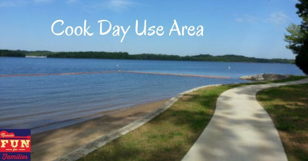 cook day use area