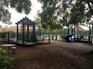 Fannie Mae Dees Park - Playground 2