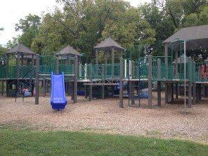 Fannie Mae Dees Park - Playground