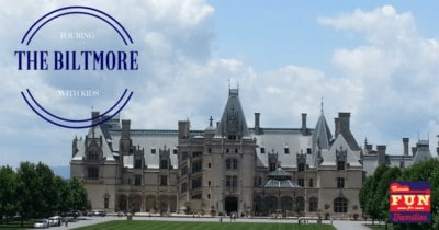 Touring the Biltmore with Kids