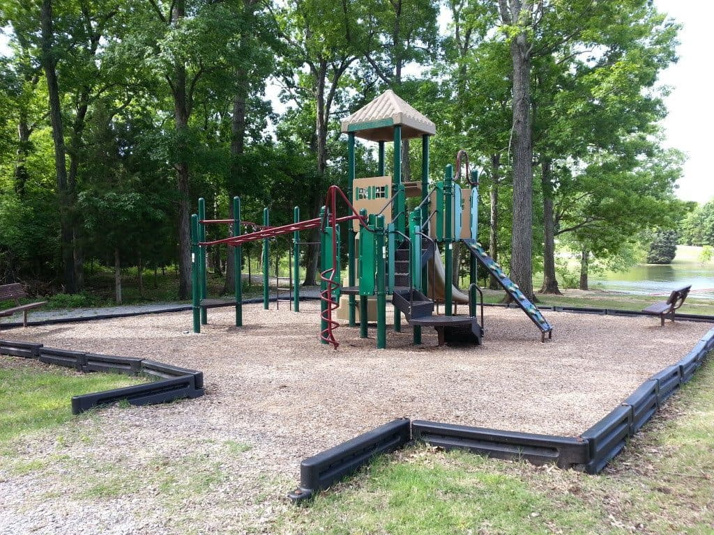 Cook Recreation Area playground