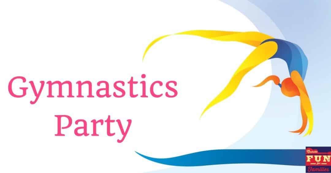 Gymnastics Birthday Party Venues