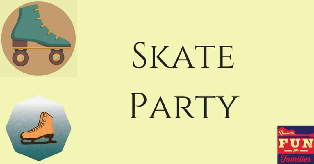 Skating Birthday Party Venues