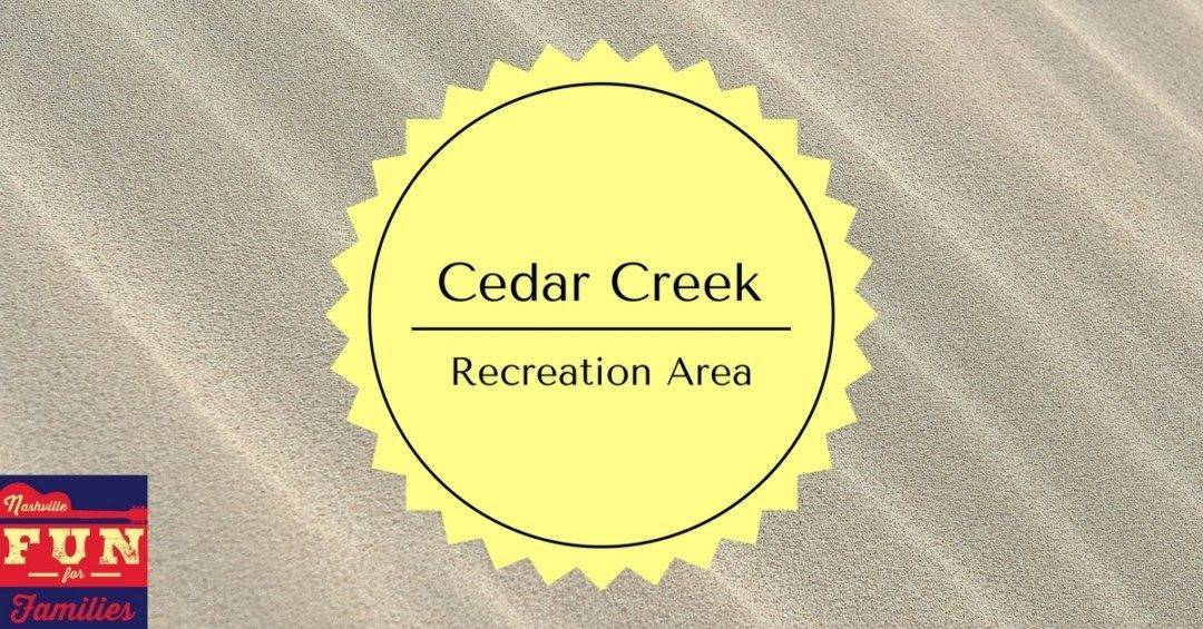 Cedar Creek Recreation Area