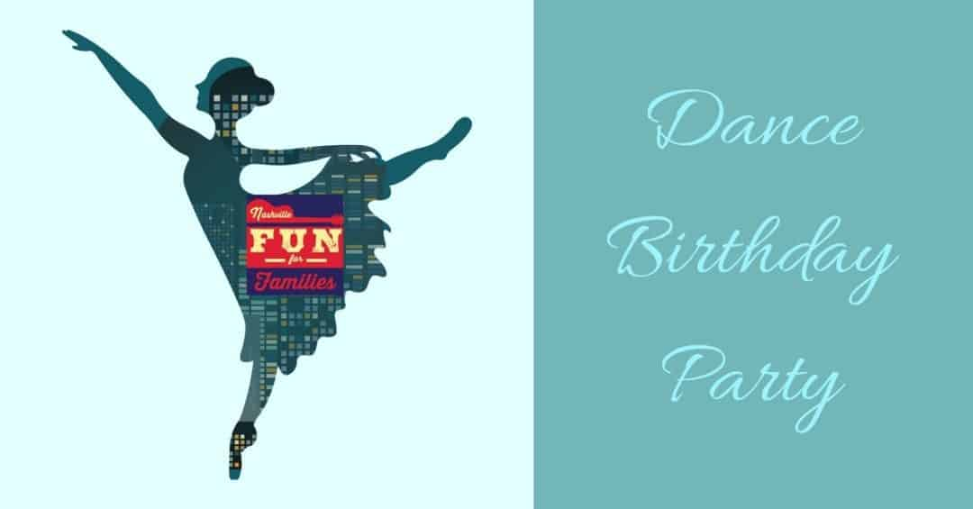 Dance Birthday Party Venues