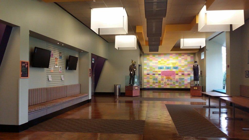 Nashville Children's Theatre - lobby 2