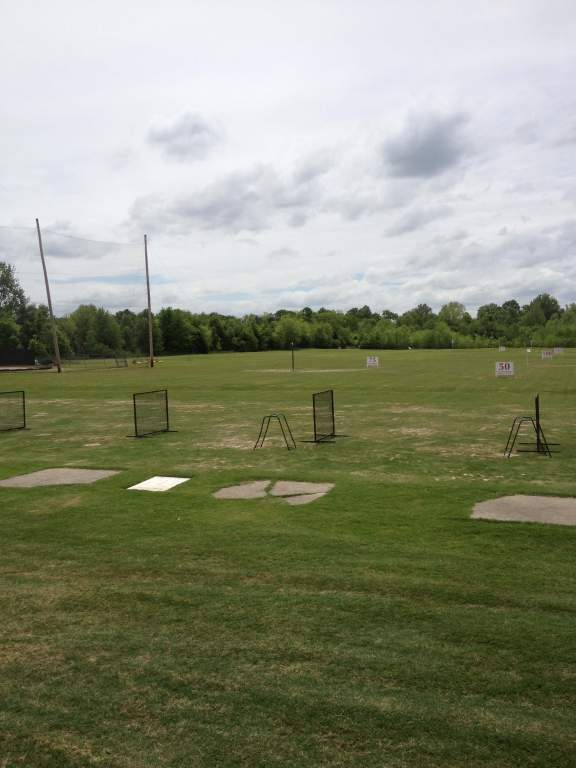 Nashville fun for families - Cedar Creek - golf range
