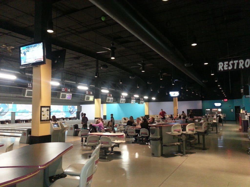 LTA bowl lanes