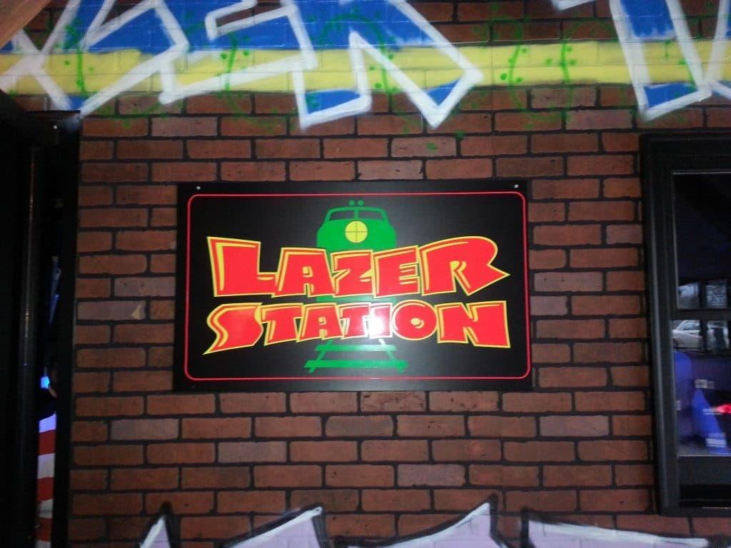 LTA laser sign