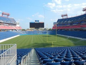 LP Field - End Zone 1 - Nashville Fun For Families