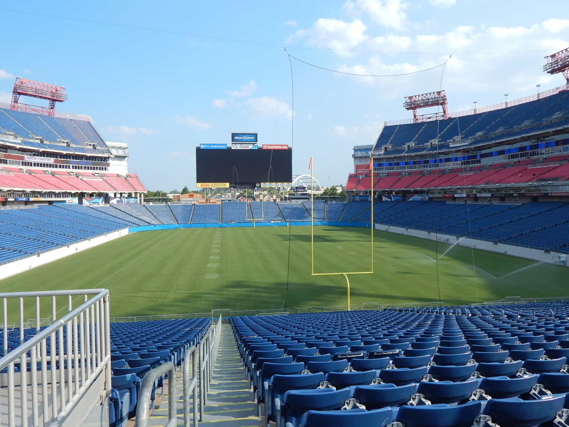Ryan O'Neal - Don't Forget About FARRAH FAWCETT! m Pictures of lp field in nashville tn