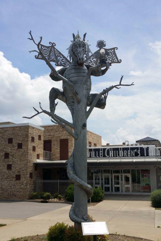 Nashville Children's Theatre Dragon