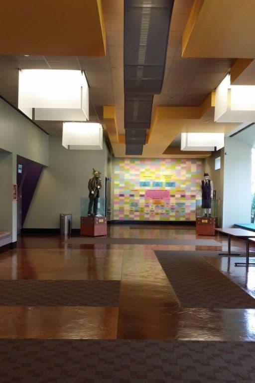 Nashville Children's Theatre lobby