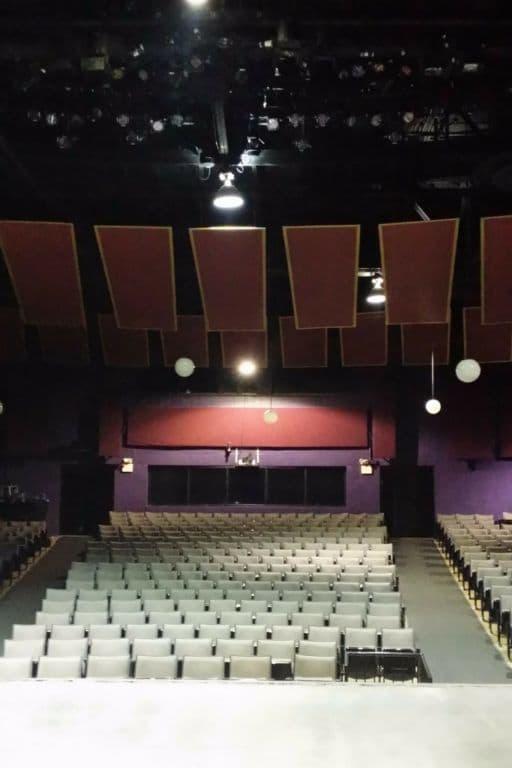 Nashville Children's Theatre stage