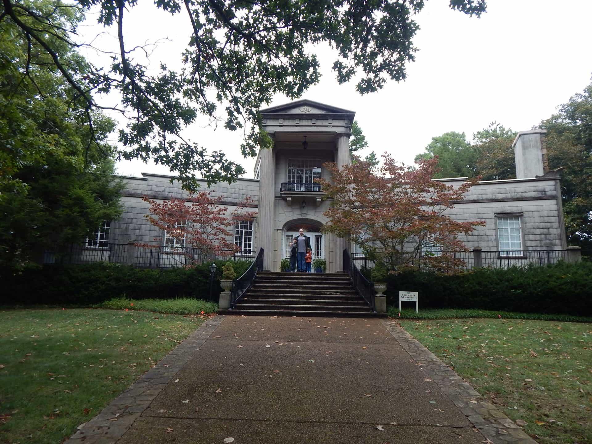 Burritt on the Mountain - Mansion