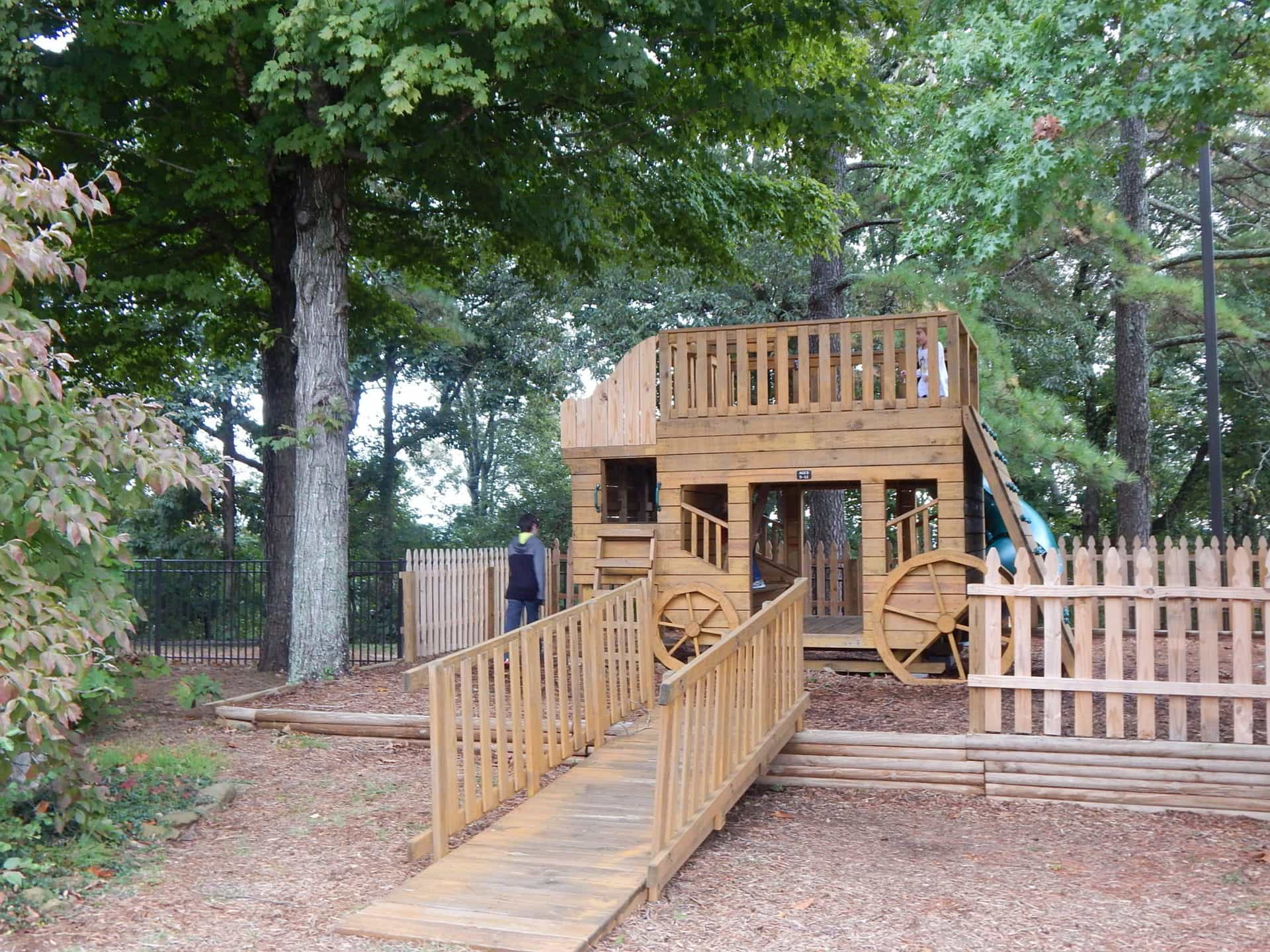 Burritt on the Mountain - Playscape