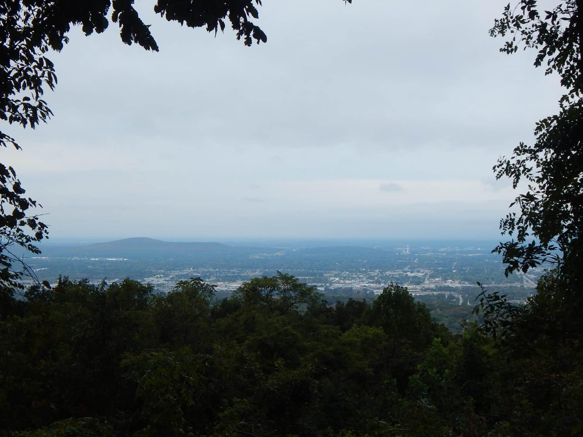 Burritt on the Mountain - View