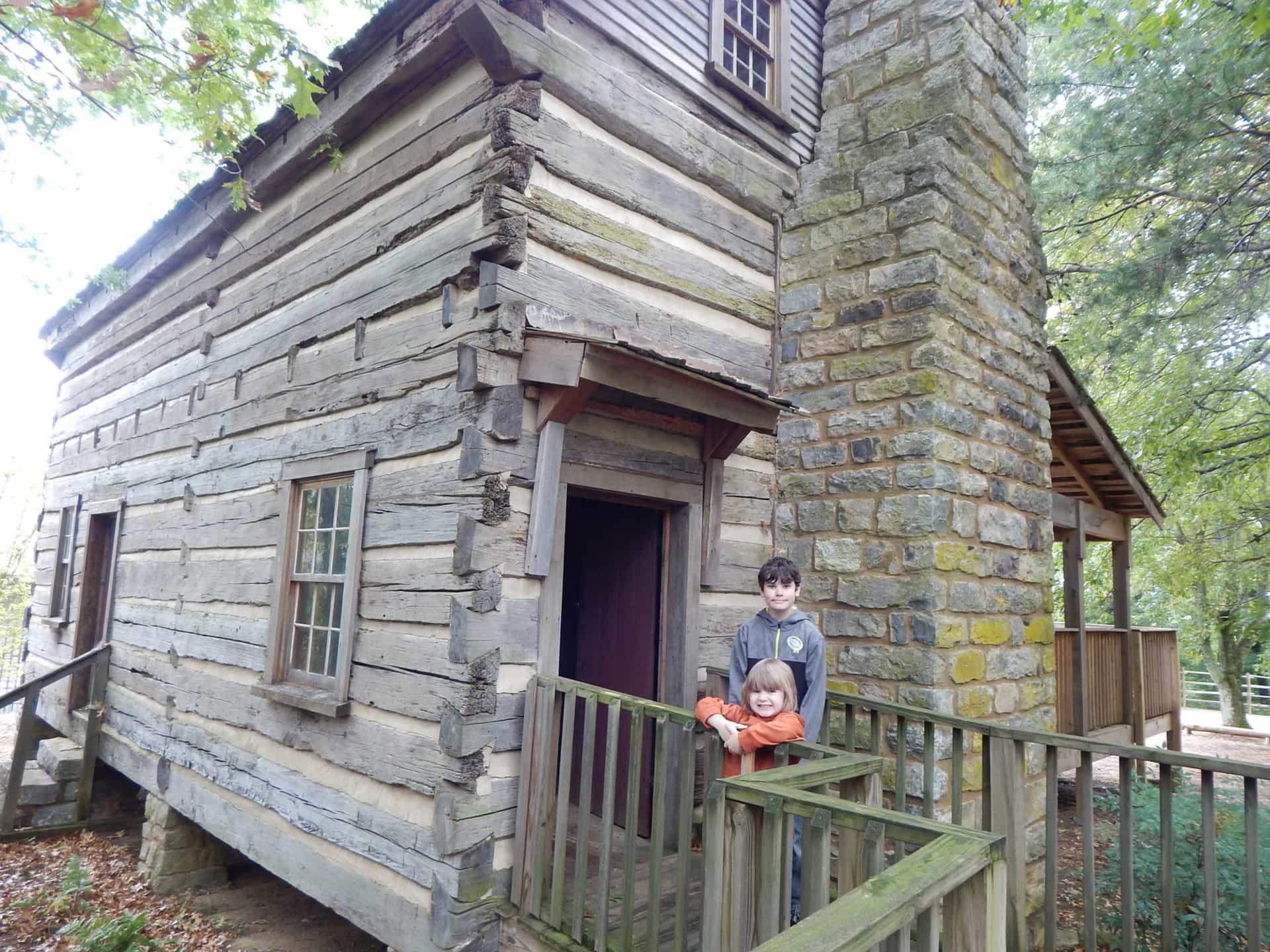 Burritt on the Mountain - historic home