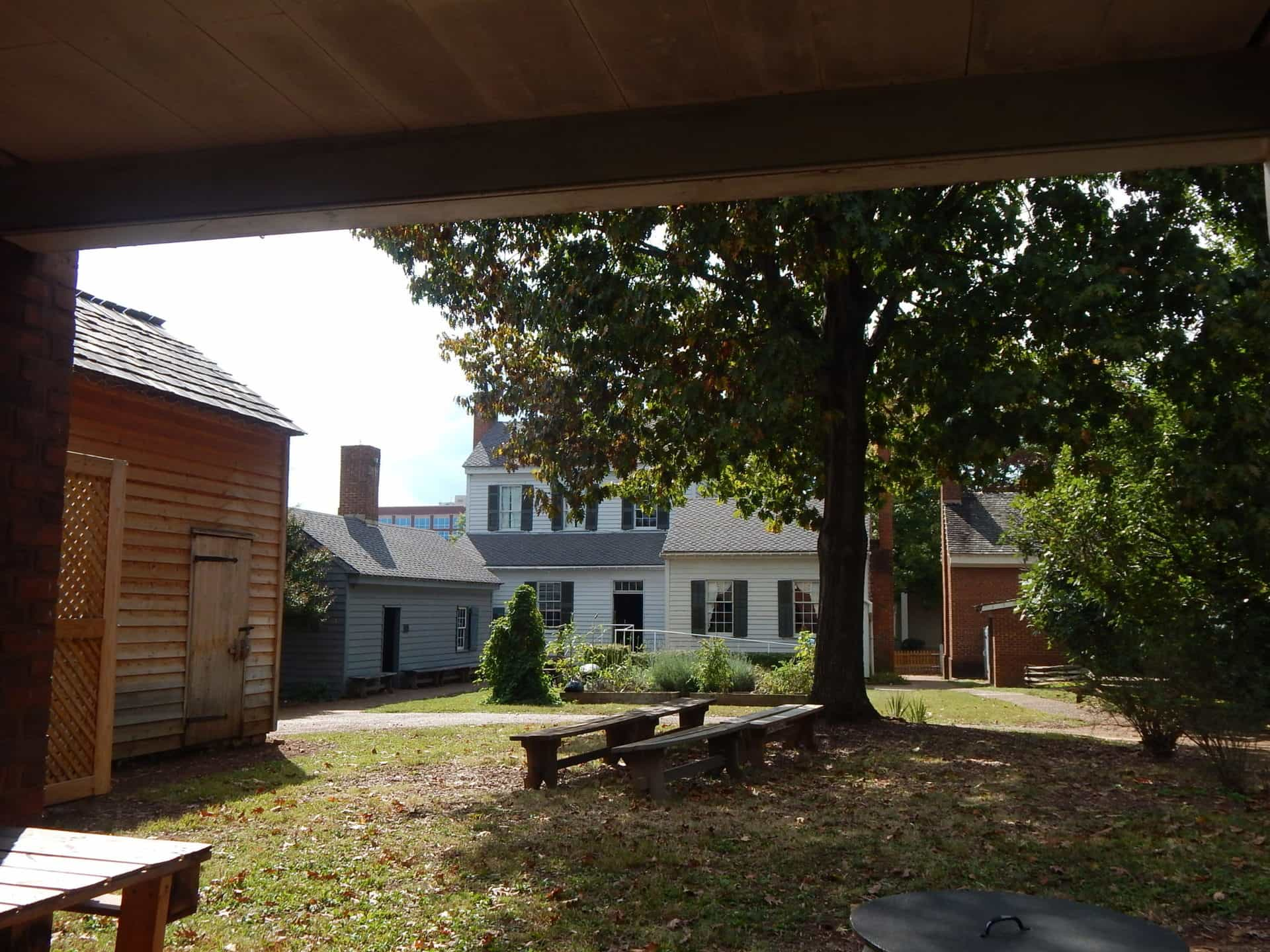 Constitutional Village - Courtyard 4