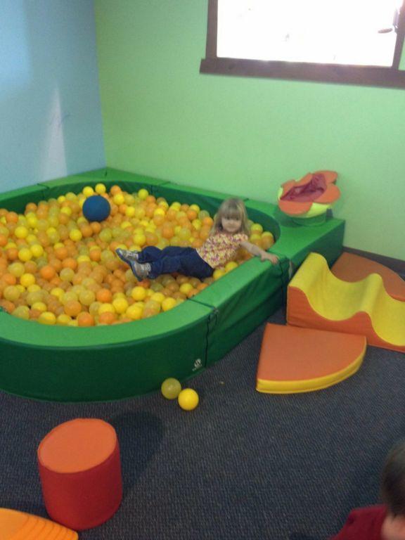Monkey's Treehouse ball pit