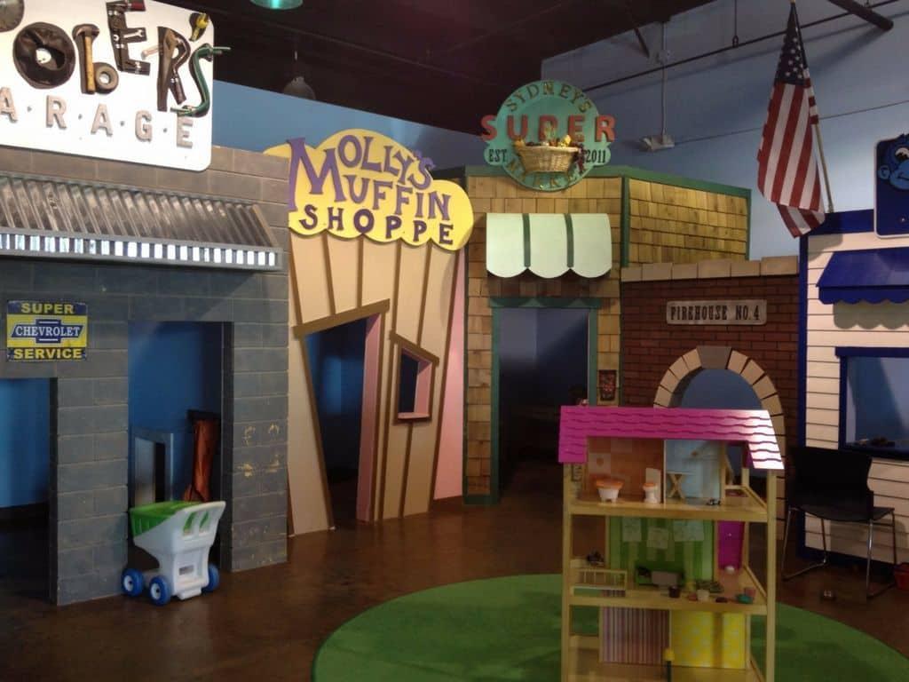 Monkey's Treehouse town