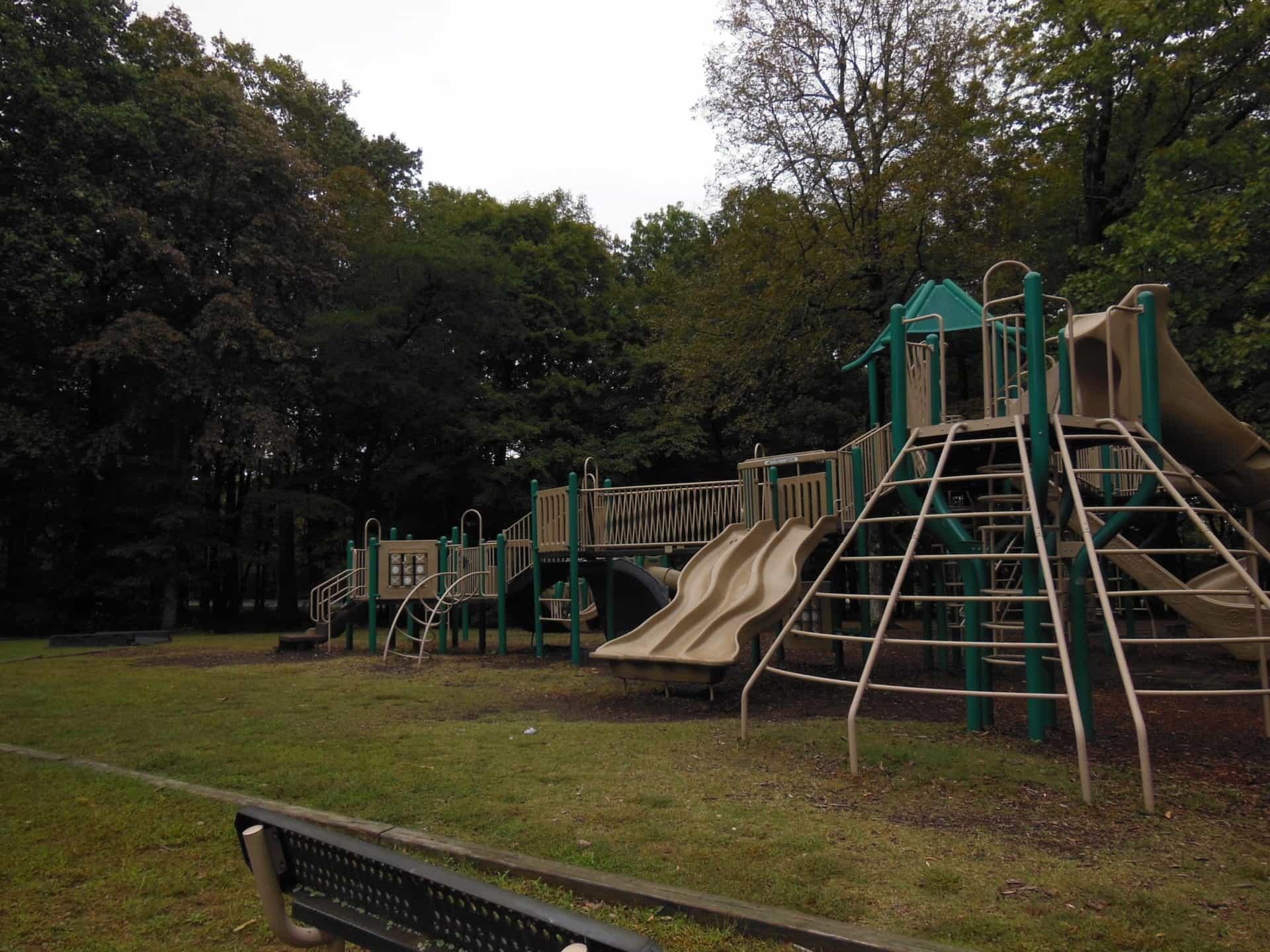 Monte Sano State Park - Playscape