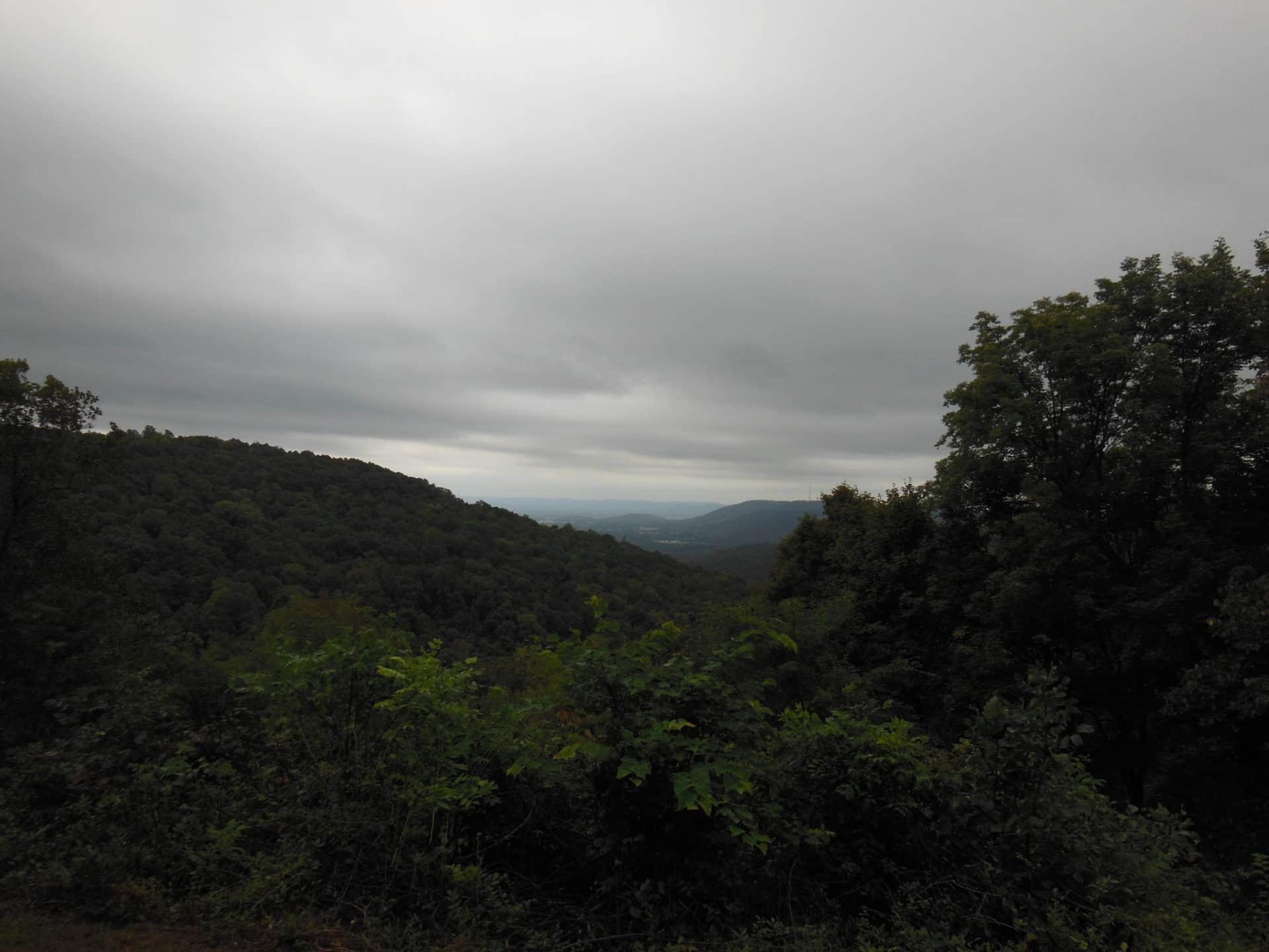 Monte Sano State Park - View 1
