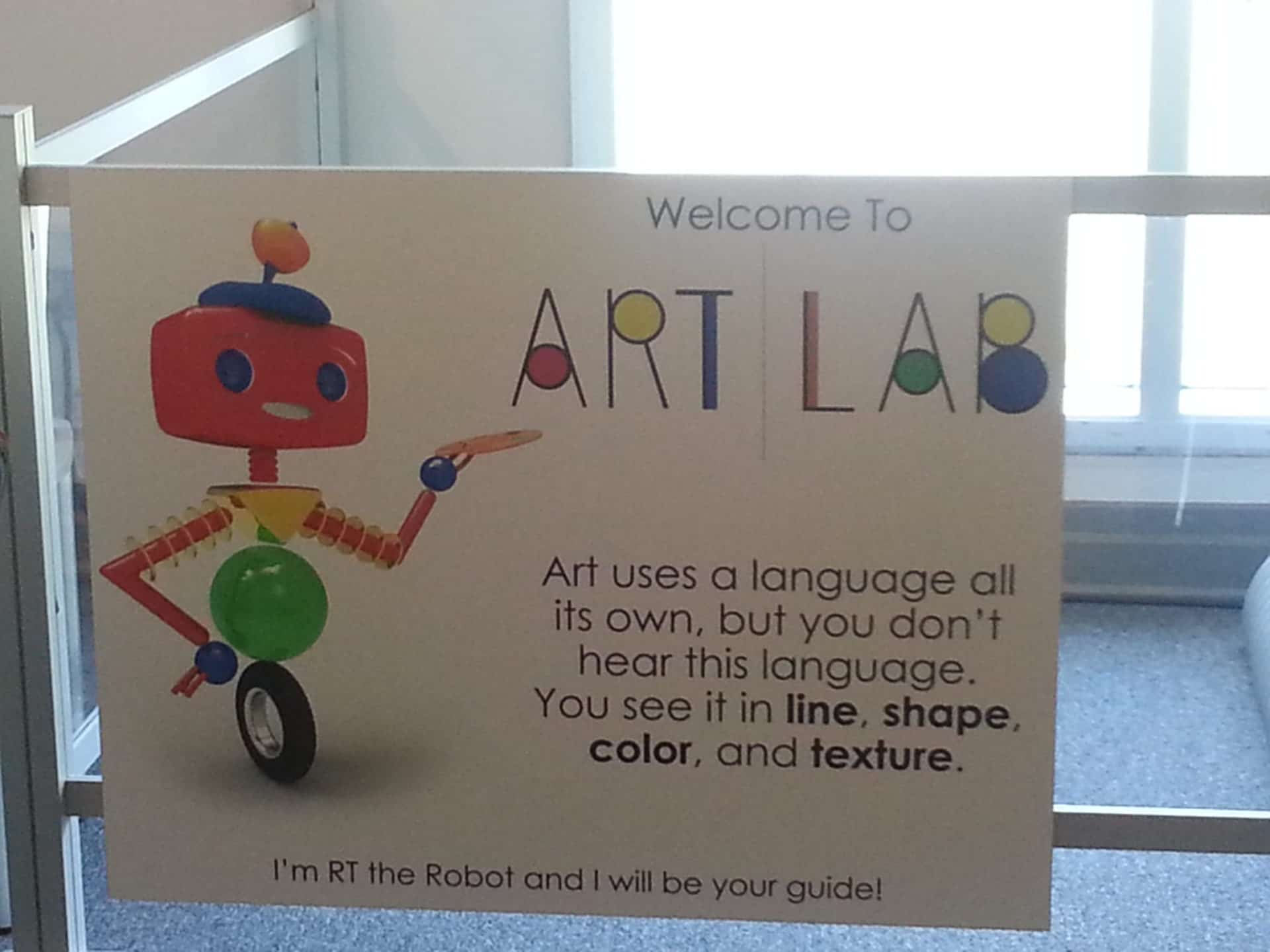 Huntsville Museum of Art - Art Lab