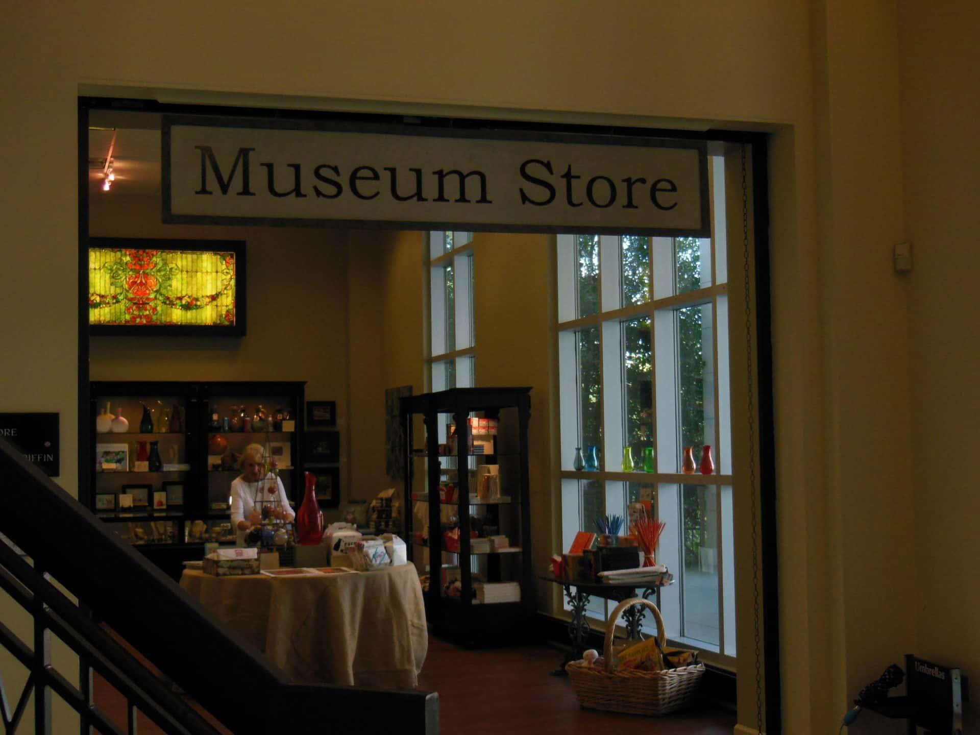 Huntsville Museum of Art - Museum Store