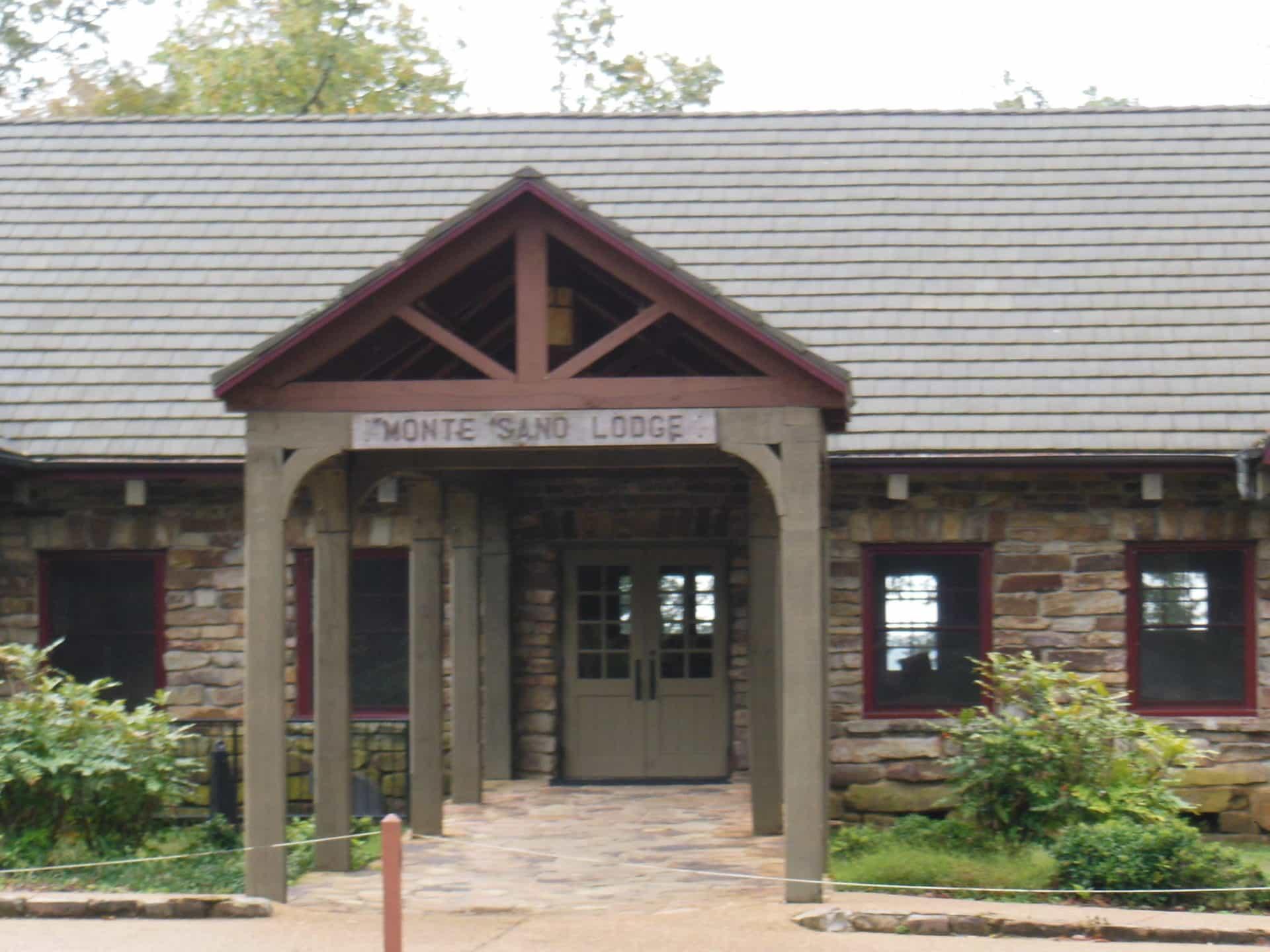 Monte Sano State Park - Lodge