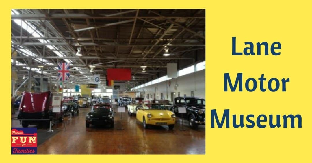 Lane Motor Museum Nashville Fun For Families