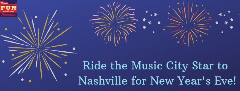 New Year's Eve on the Music City Star