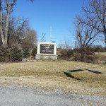 Old Fort Park Playground Sign Entrance