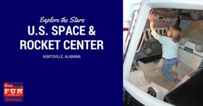 Explore the Stars at the US Space and Rocket Center