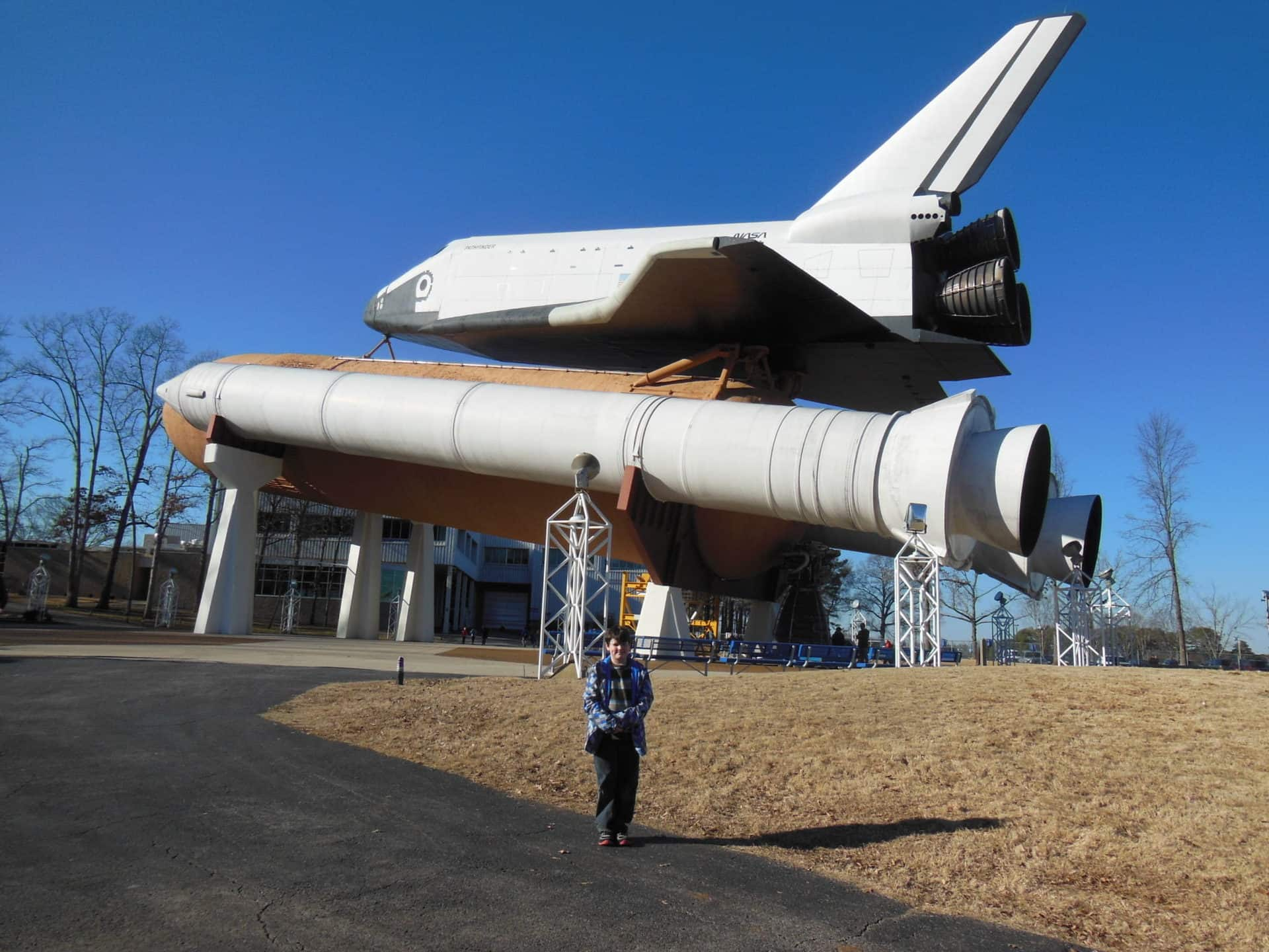 US Space and Rocket Center - Pathfinder