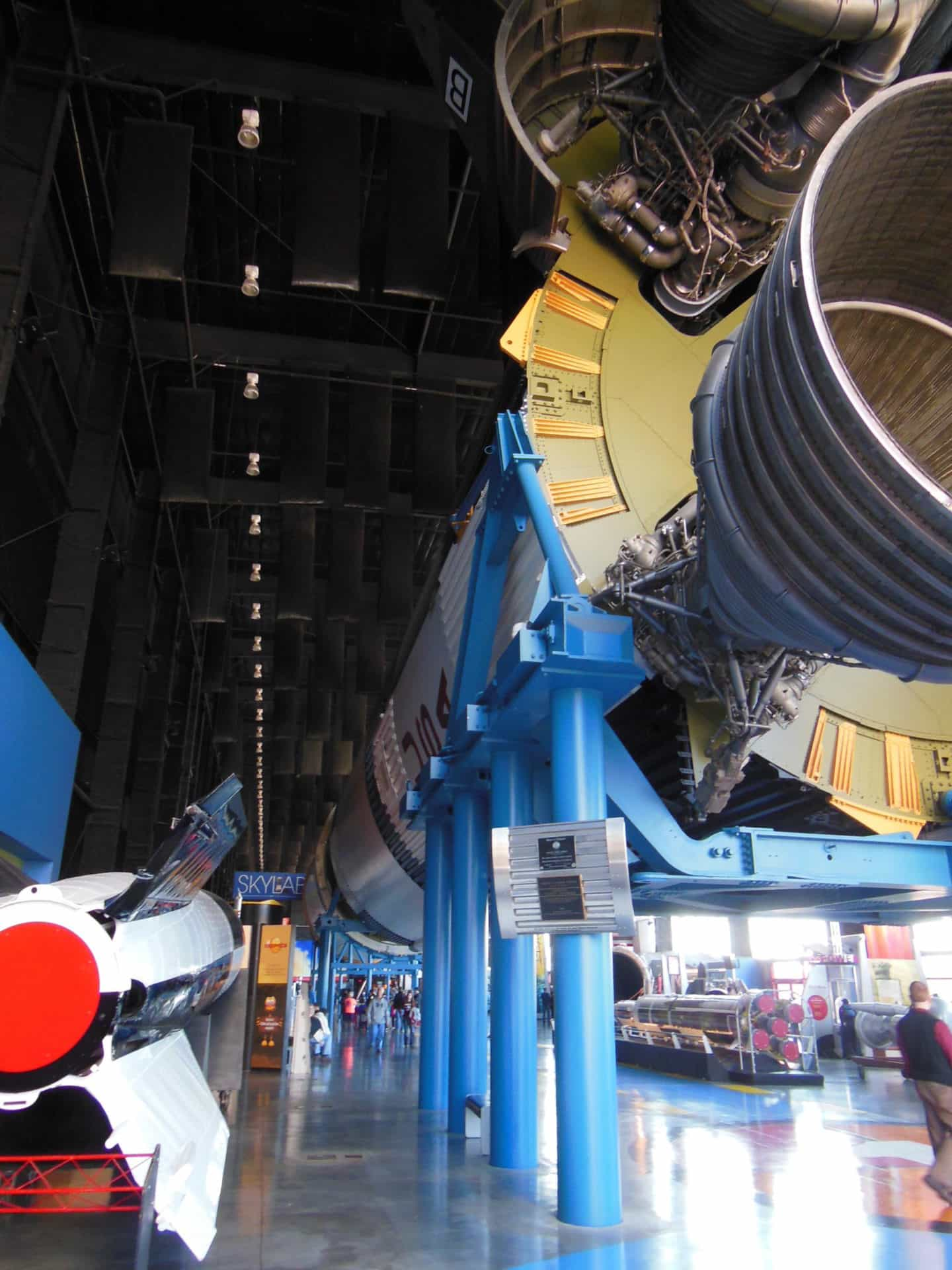 US Space and Rocket Center - Saturn V