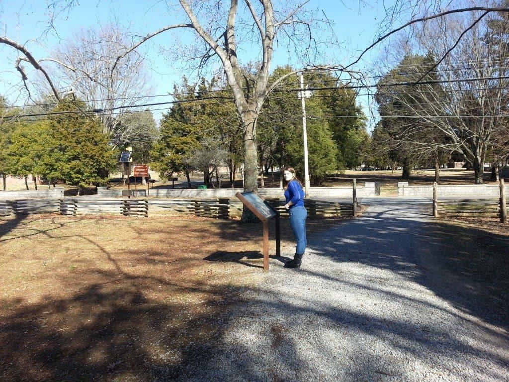 Stones River Battlefield tour