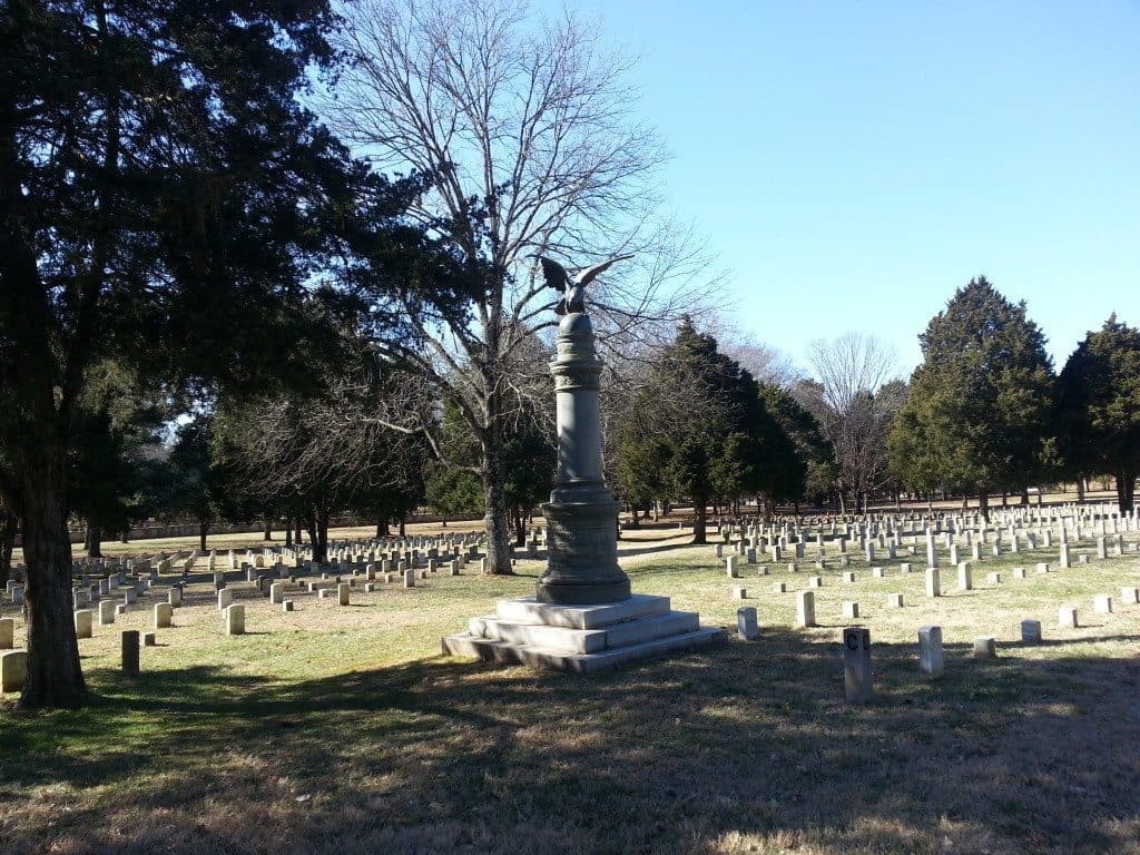 Stones River Battlefield National Cemetery