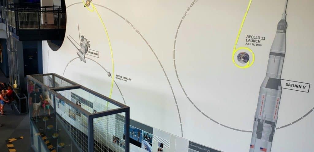Adventure Science Center - Rockets