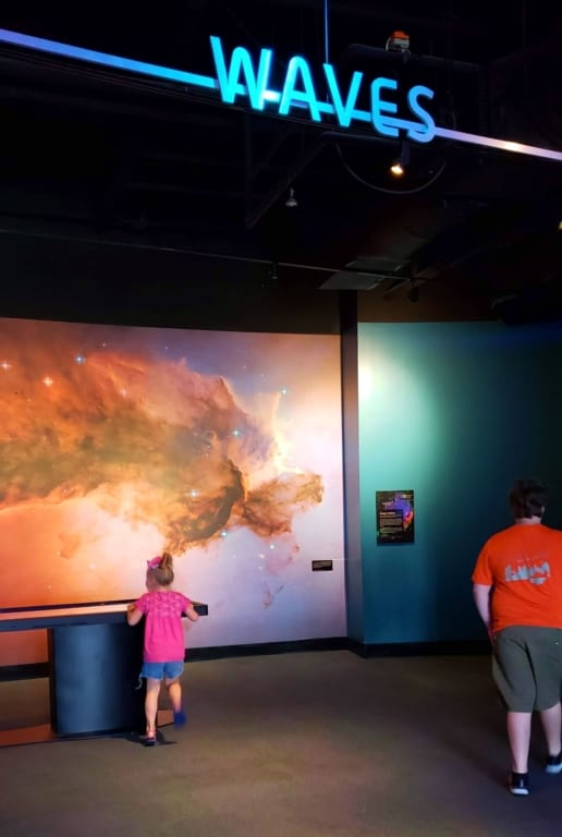 Adventure Science Center - Exploring Waves