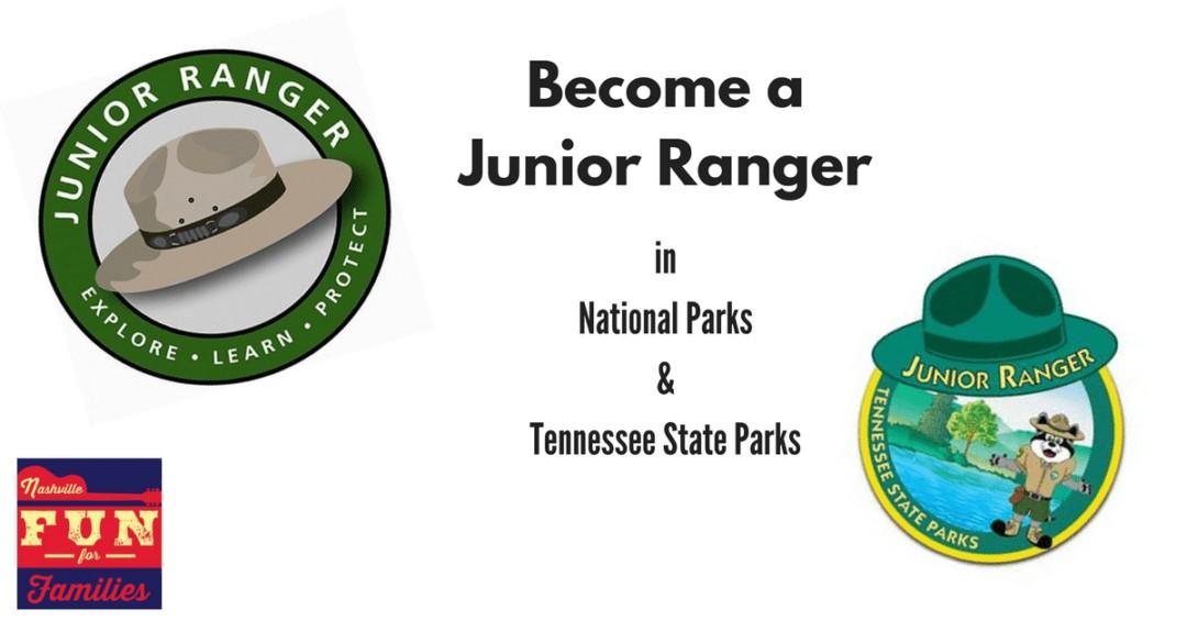 Become a Junior Ranger - FB Cover