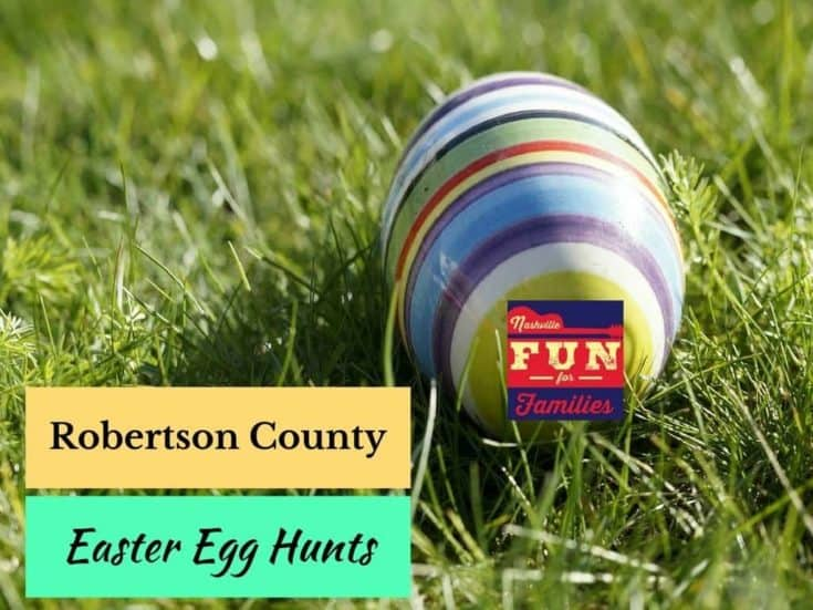 Robertson County Easter Egg Hunts