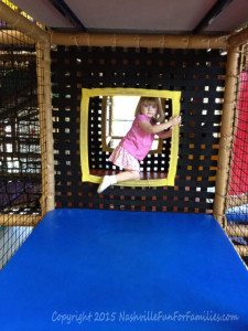 Cornerstone Indoor Playground - Playing Inside