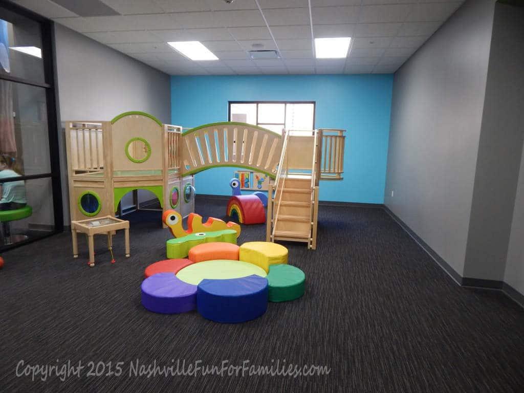 Cornerstone Indoor Playground - toddler area 2