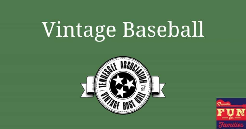 tennessee vintage baseball